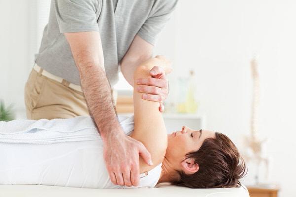 Fysiotherapeut schouder