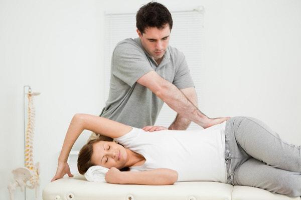 Fysiotherapiepraktijk rug mobilisatie