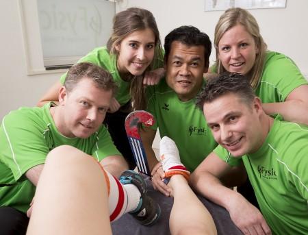 Fysic Fysiotherapie locatie Eggestraat Breda