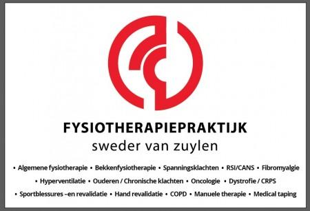Fysiotherapiepraktijk Sweder van Zuylen