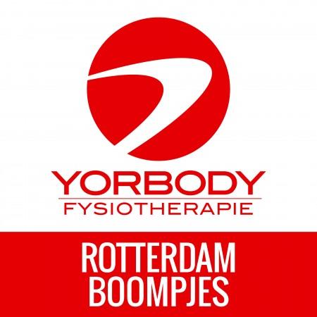 YorBody Fysiotherapie Rotterdam Boompjes