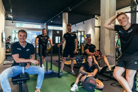 Fysiek Health Club