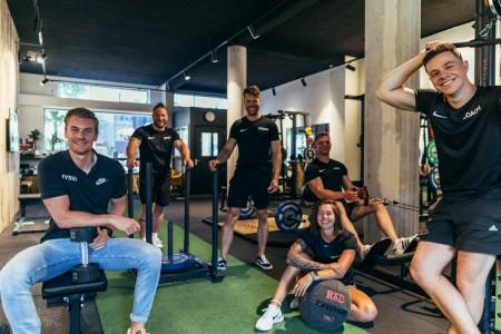 Fysiek Health Club (Binnenstad)