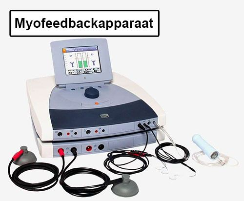 behandelmethoden myofeedback