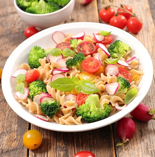 pasta salade snel recept snel koken weinig tijd 3