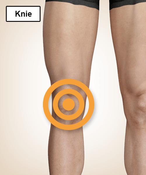 pijnlocatie knie