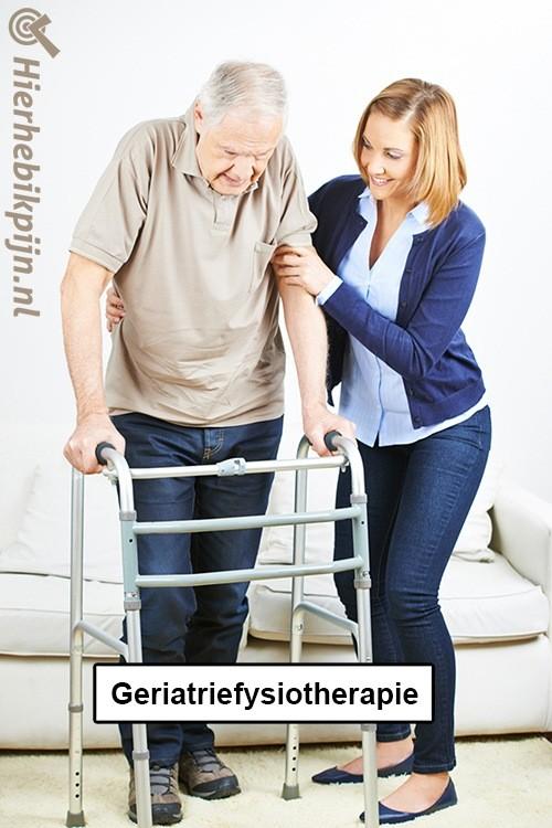 specialisatie geriatrie