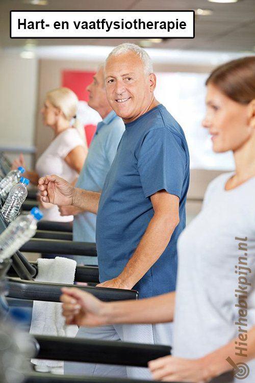 specialisaties hart vaatfysiotherapie