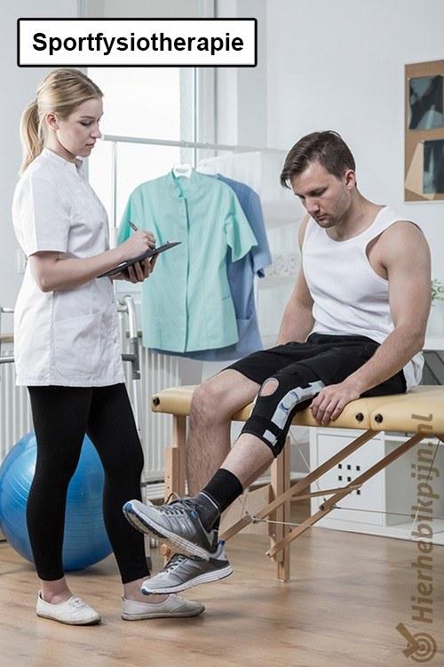 specialisaties sportfysiotherapie
