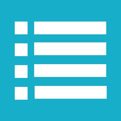 vragenlijst icoon